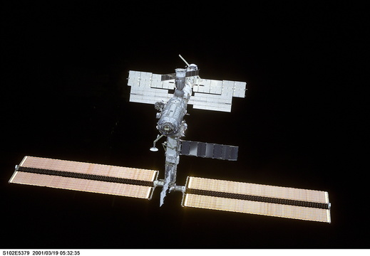 ISS-Spacestation